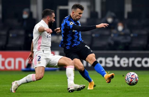 TRỰC TIẾP Inter 2 - 0 Real: Rodrygo ghi bàn ở pha chạm bóng đầu tiên - Bóng Đá
