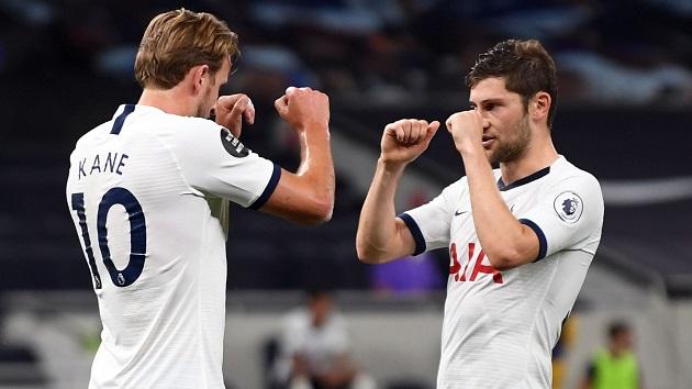 Tottenham và bài test lớn đầu tiên cho tham vọng thách thức ngai vàng - Bóng Đá