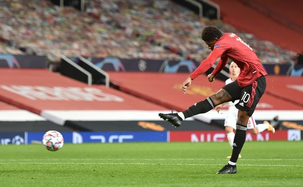 Gary Lineker offers advice to Marcus Rashford on how he can improve as a striker - Bóng Đá
