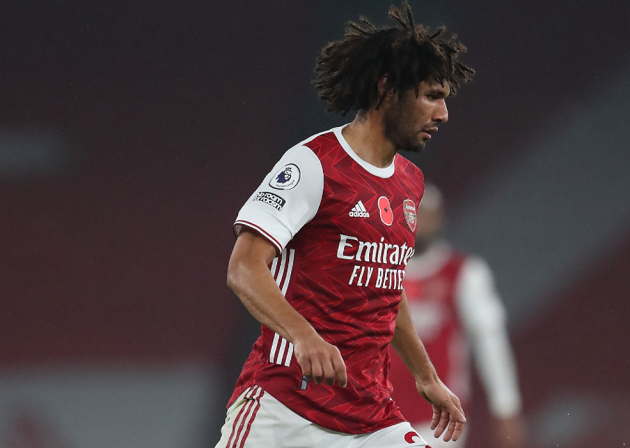 Jack Wilshere: 'Mo Elneny will be one of the reasons for Arsenal's success this season' - Bóng Đá
