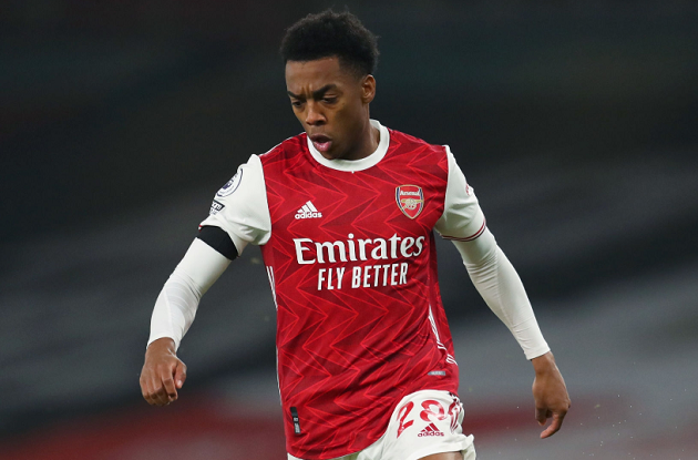 Joe Willock: 'We're not flowing at the moment. We have to sort this out very quickly as a team' - Bóng Đá