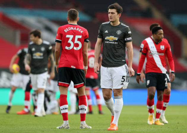 One stat perfectly explains why United got exactly what they deserved at So'ton - Bóng Đá