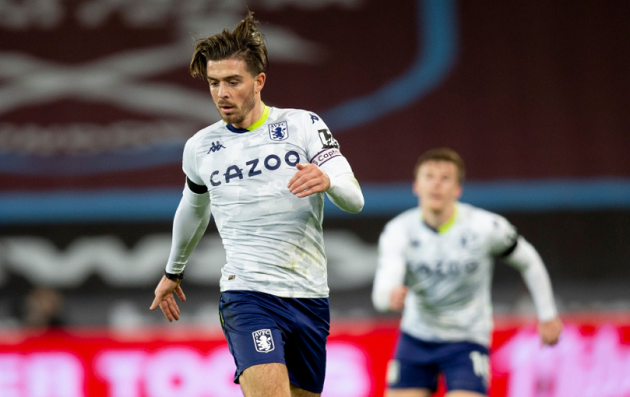 Jack Grealish (61.1%) has the best ball retention when challenged by opponents. - Bóng Đá
