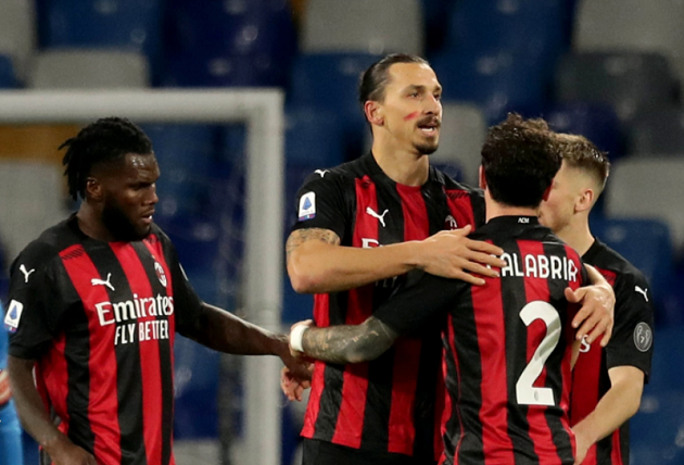 'When everyone says it's impossible, that's what fires me up': Ibrahimovic likens his Milan return to Man United challenge - Bóng Đá
