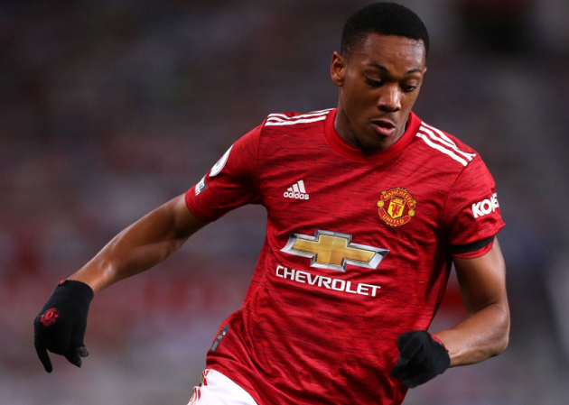 'He needs to get dirty': Dimitar Berbatov urges Anthony Martial to learn from Edinson Cavani - Bóng Đá