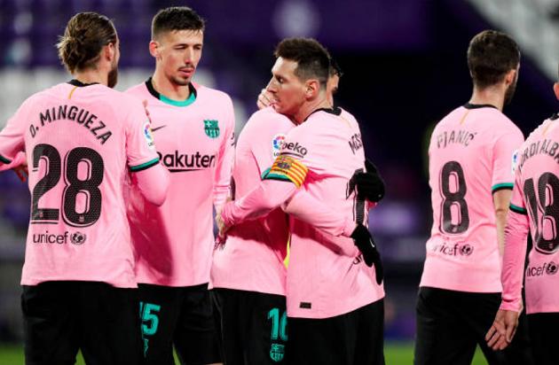 Nhìn vào danh sách ghi bàn để thấy một Barcelona vô cùng hứa hẹn