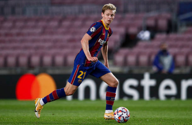 De Jong explains how Koeman has changed his role and how he feels about it - Bóng Đá