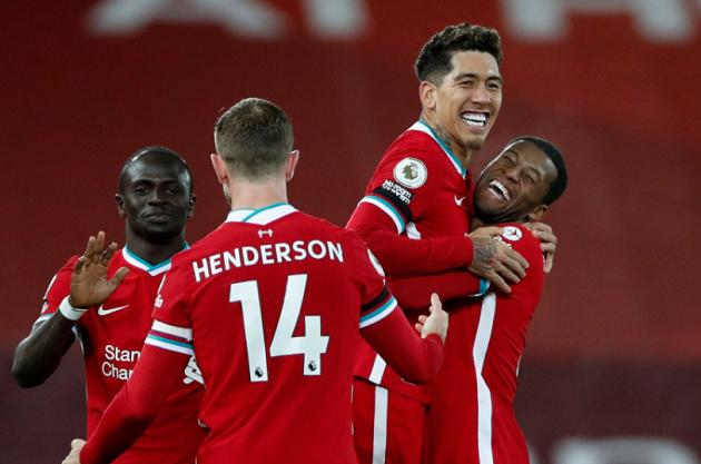 Big games ahead: reminder of Liverpool's next 5 fixtures - Bóng Đá