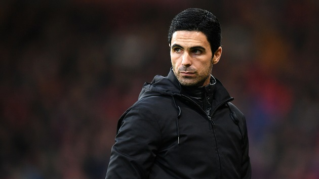 Arsenal's transfer budget for January emerges as Mikel Arteta told how much he can spend - Bóng Đá