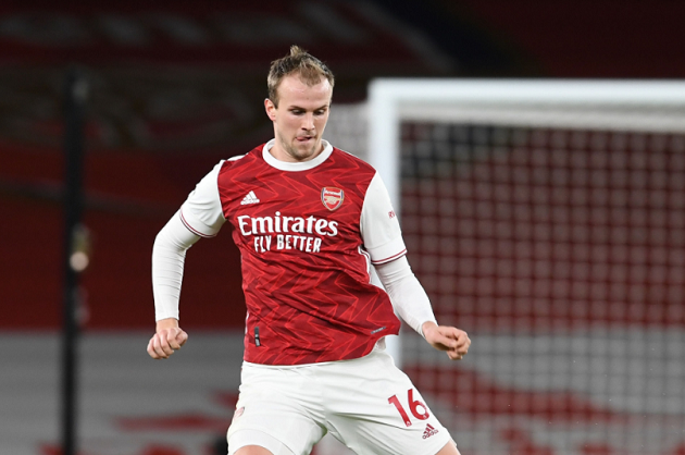 'He is very military in style in terms of timings': Rob Holding explains how his father helped him form discipline habits - Bóng Đá