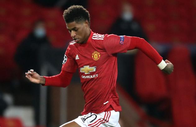 Rashford top in most dribbles completed among United stars - Bóng Đá