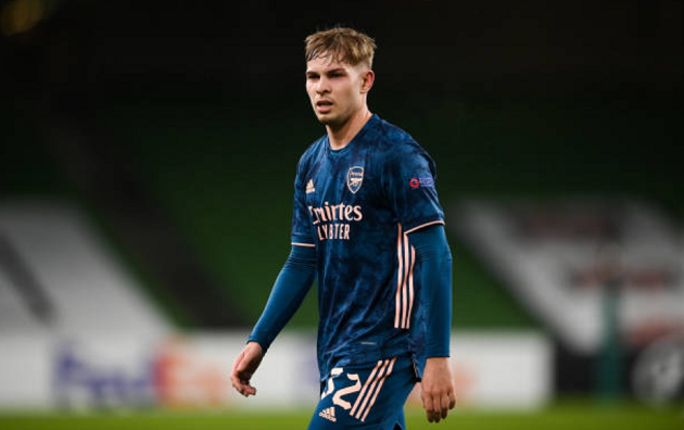 Arsenal transfer promise to Martin Odegaard tipped to mean big Emile Smith Rowe change - Bóng Đá