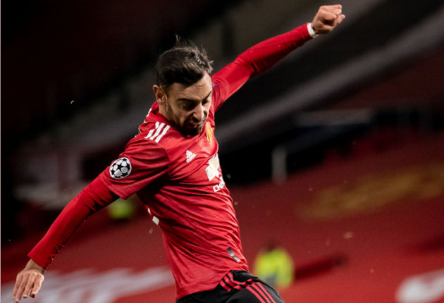 Bruno Fernandes has scored more goals than any other players playing for Premier League clubs since his Manchester United debut - Bóng Đá