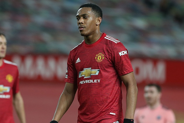 nthony Martial 'doesn't even look like he enjoys football' says Trevor Sinclair, as Manchester United suffer embarrassing defeat to Sheffield United - Bóng Đá