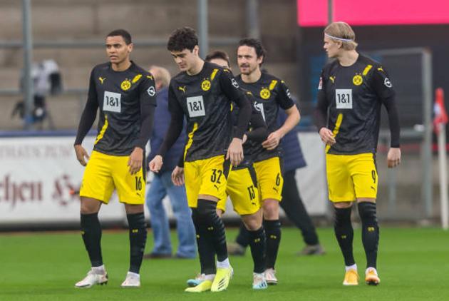 Có một Borussia Dortmund cực kỳ đáng lo - Bóng Đá