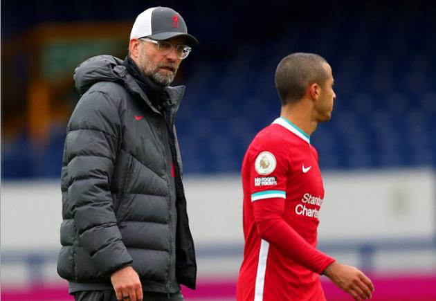 Liverpool và nghịch lý mang tên Thiago Alcantara - Bóng Đá