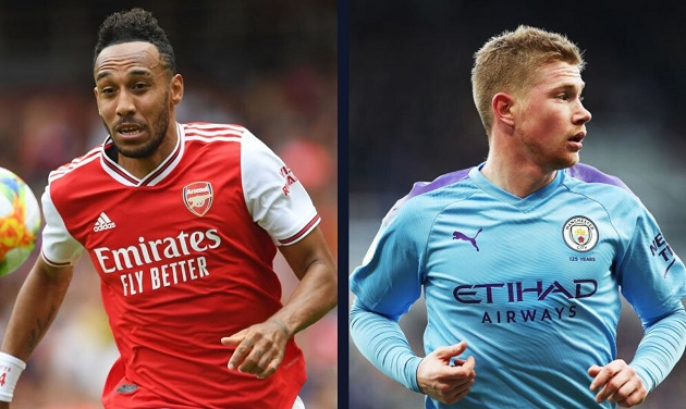 Arsenal - Man City: Cơ hội mong manh cho đội chủ nhà - Bóng Đá