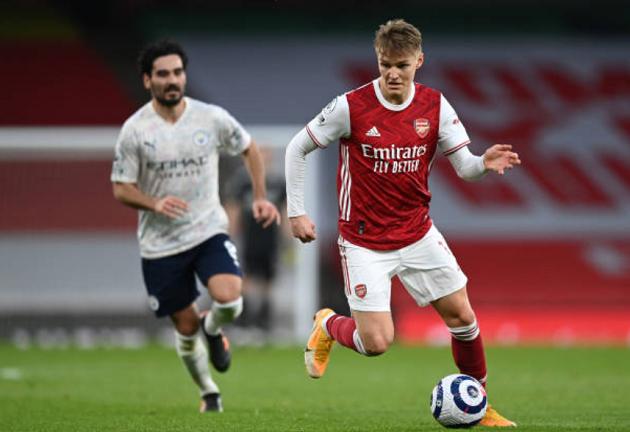 5 điểm nhấn Arsenal - Man City: Bản lĩnh nhà vua! - Bóng Đá