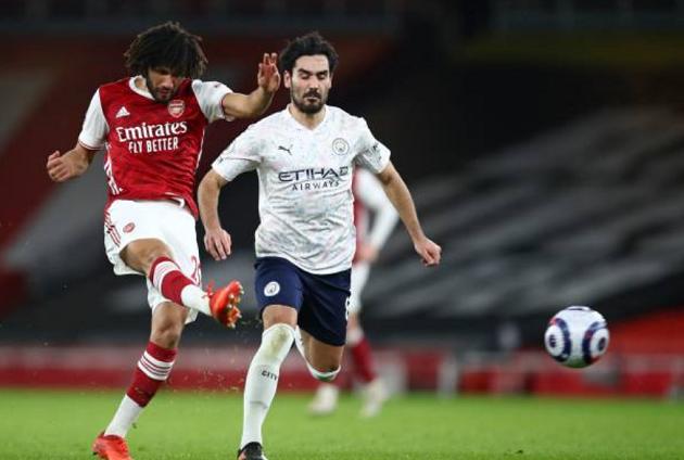 TRỰC TIẾP Arsenal 0 - 1 Man City: Smith-Rowe, Lacazette vào sân - Bóng Đá