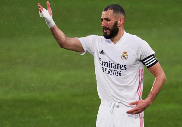 Real Madrid trong nỗi nhớ Karim Benzema da diết - Bóng Đá