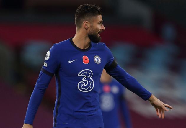 Chelsea và sự bất công dành cho Olivier Giroud - Bóng Đá