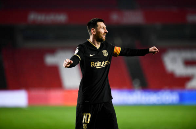 37 goals in 39 outings and more: Breaking down Leo Messi's record against Sevilla ahead of La Liga showdown - Bóng Đá