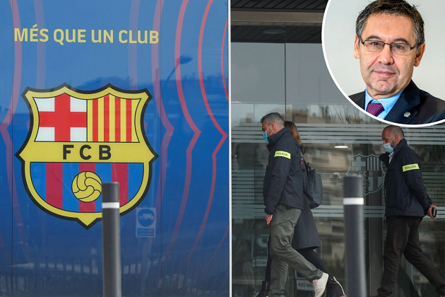 'It is not good news for Barca': Laporta reacts to Bartomeu's arrest - Bóng Đá