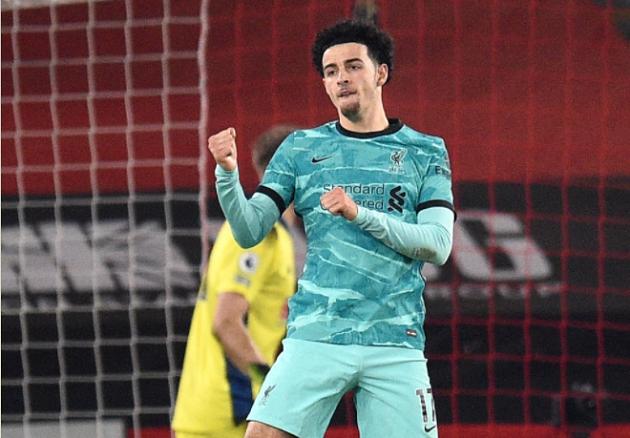 1 goal, 2 big chances and more: Curtis Jones' display vs Sheffield Utd broken down in 7 key stats - Bóng Đá