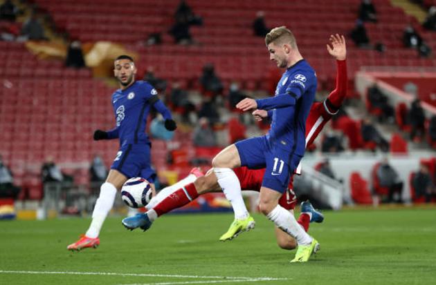 TRỰC TIẾP Liverpool vs Chelsea: VAR từ chối bàn thắng của Werner - Bóng Đá