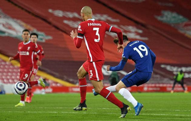 TRỰC TIẾP Liverpool 0 - 1 Chelsea: Siêu phẩm của Mason Mount - Bóng Đá