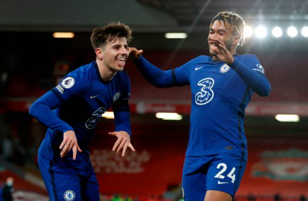 5 điểm nhấn Liverpool - Chelsea: - Bóng Đá