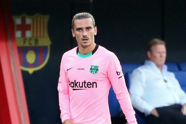 Delivery King: Antoine Griezmann tops chart for most assists among all La Liga players in 2021 - Bóng Đá