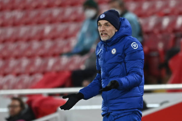 Tuchel nominated for Premier League Manager of the Month - Bóng Đá