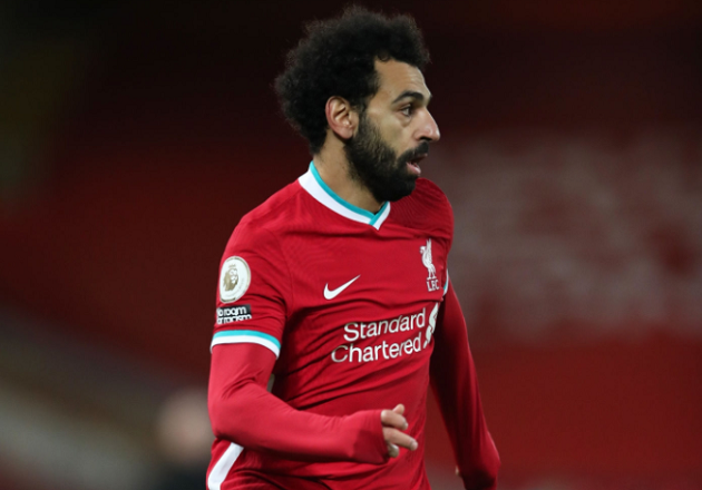 '25 is a good number, hopefully he can keep scoring': Wijnaldum praises top scorer Mo Salah - Bóng Đá