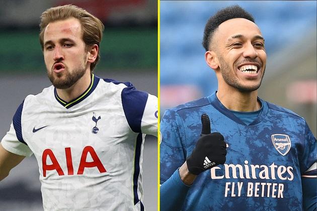 Arsenal - Spurs - Bóng Đá