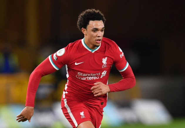 2 key graphs that prove why Trent remains one of the best right-backs in England - Bóng Đá