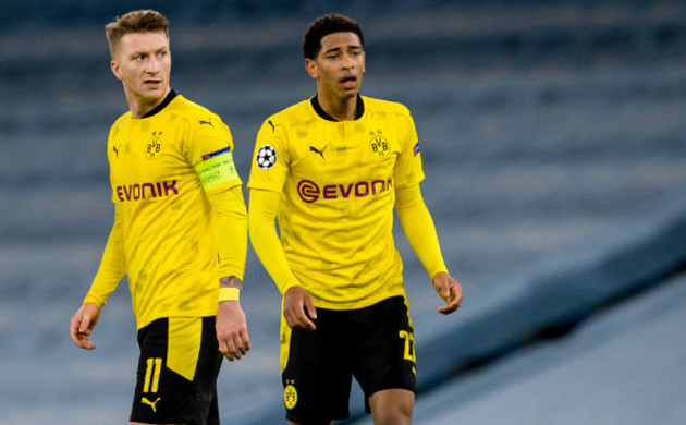 Marco Reus bemoans Dortmund's lack of concentration against Man City - Bóng Đá