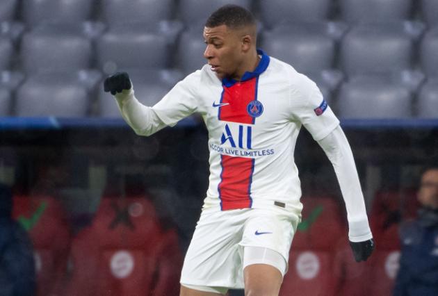 Mbappe vượt kỷ lục ghi bàn của Henry - Bóng Đá