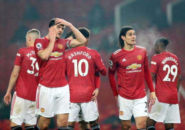 Điểm trừ trong lối chơi của Man Utd là gì? Gary Neville có đáp án - Bóng Đá