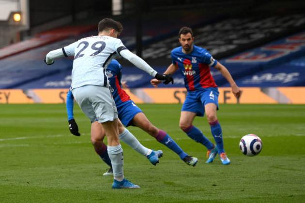 TRỰC TIẾP Crystal Palace 0 - 2 Chelsea: Pulisic nhân đôi cách biệt - Bóng Đá
