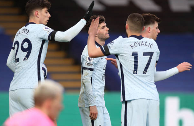 5 điểm nhấn Crystal Palace - Chelsea: The Blues nào phải chỉ có Mason Mount - Bóng Đá