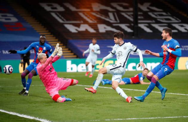 TRỰC TIẾP Crystal Palace 1 - 4 Chelsea: Pulisic lại tỏa sáng - Bóng Đá