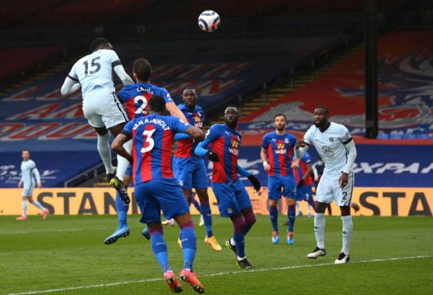 TRỰC TIẾP Crystal Palace 0 - 3 Chelsea: Kurt Zouma lên tiếng - Bóng Đá