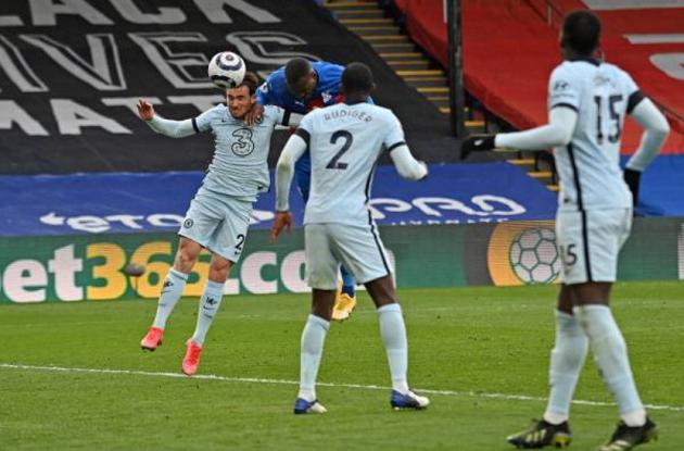 TRỰC TIẾP Crystal Palace 1 - 3 Chelsea: Benteke ghi bàn - Bóng Đá