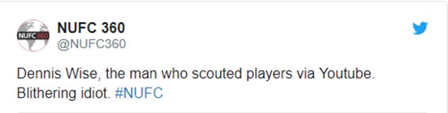 Phát biểu SỐC về Newcastle, cựu cầu thủ Chelsea nhận gạch đá từ dư luận - Bóng Đá