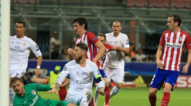 Atletico Madrid dính án phạt nặng từ FIFA - Bóng Đá