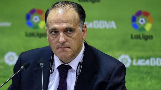 Cay cú vụ Modric, Inter đòi kiện chủ tịch La Liga vì tội vu khống - Bóng Đá