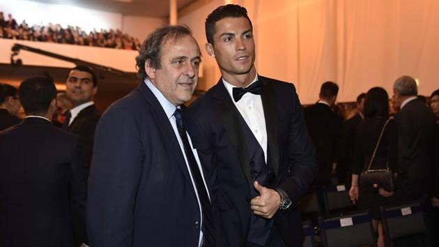 Cựu chủ tịch UEFA phát biểu BẤT NGỜ về thương vụ Ronaldo đến Juventus - Bóng Đá