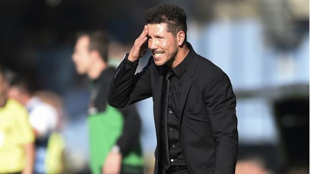 Thất bại trước Celta Vigo, Atletico có khởi đầu tệ nhất trong kỷ nguyên Simeone - Bóng Đá