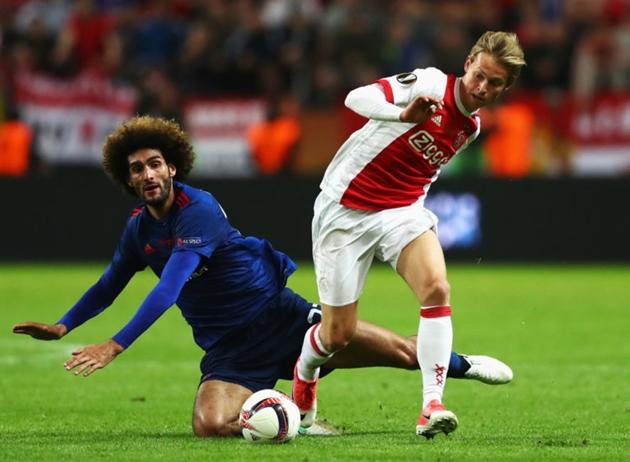 NÓNG: Tottenham dự định cướp mục tiêu 40 triệu euro của Barca (de jong) - Bóng Đá